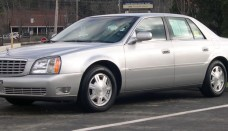 2005 Cadillac DeVille Wallpaper For Computer
