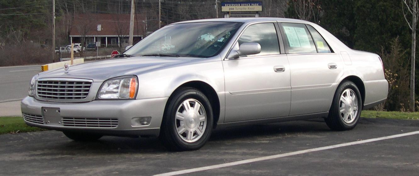 2005 Cadillac DeVille Wallpaper For Computer Wallpaper