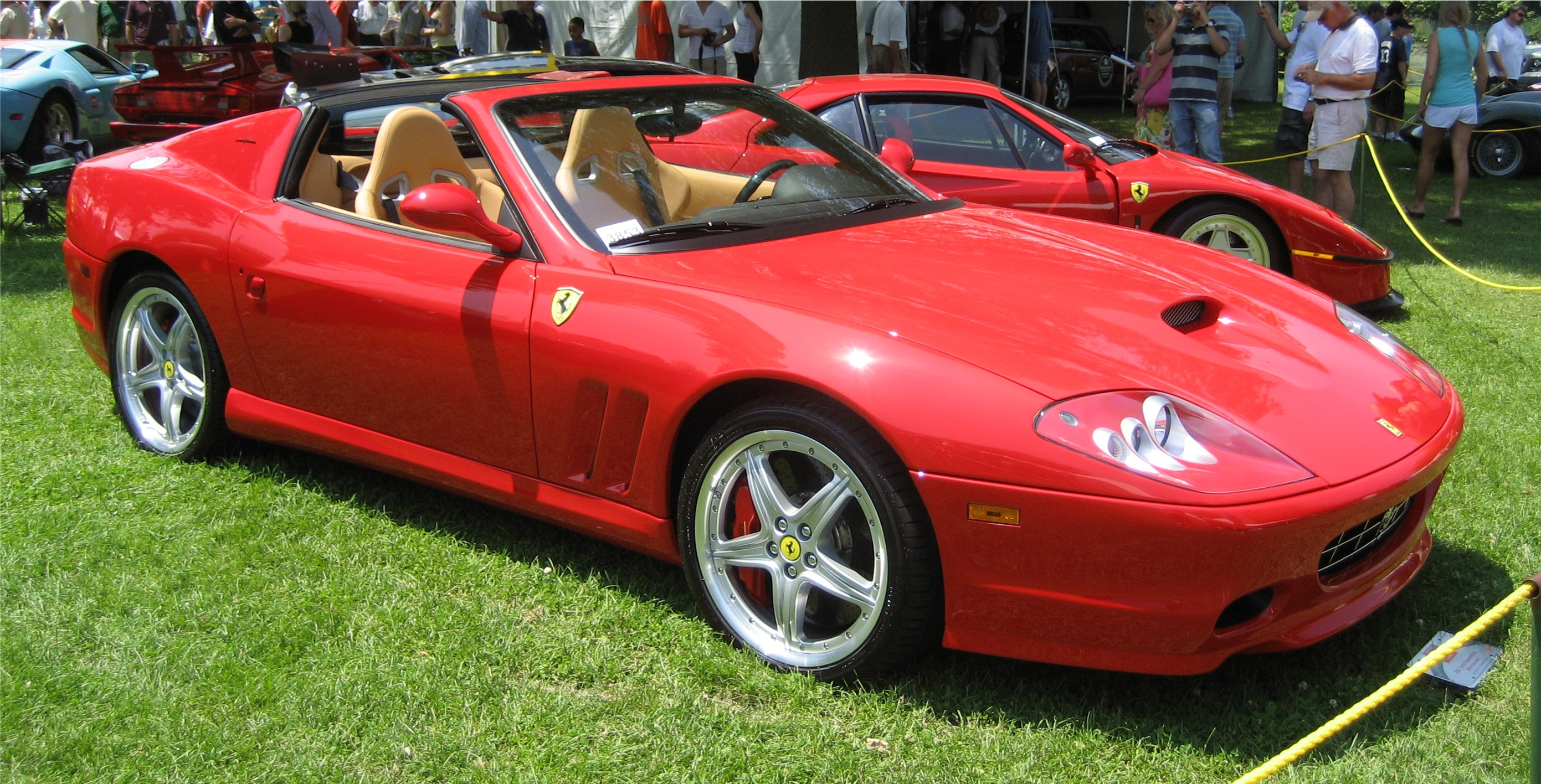 2005 Ferrari Superamerica World Cars Free Download Image Of