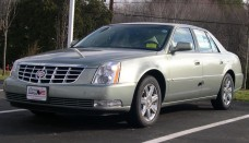 2006 Cadillac DTS Wallpaper For Background