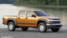 2007 Chevrolet Colorado Wallpaper HD