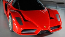 2007 Ferrari Millechili Concept Model Front Angle Top World Cars Desktop Background