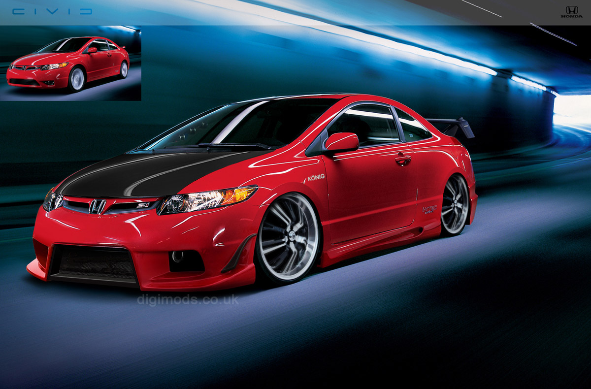 Honda Civic DX Wallpapers Desktop Download