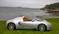 2009 Bugatti 16.4 Veyron Grand Sport Wallpapers For Ios