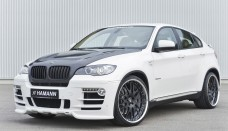 2009 Hamann BMW X6 Front And Side Wallpaper For Ipad