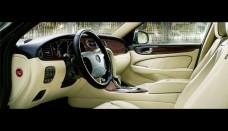 2009 Jaguar XJ Portfolio Interior Wallpaper Free For Tablet