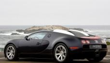 2009 Bugatti 164 Veyron Fbg Par Hermes Side View Desktop Background