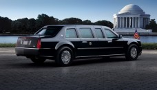 2009 Cadillac Presidential Limo Truly Wallpapers Background