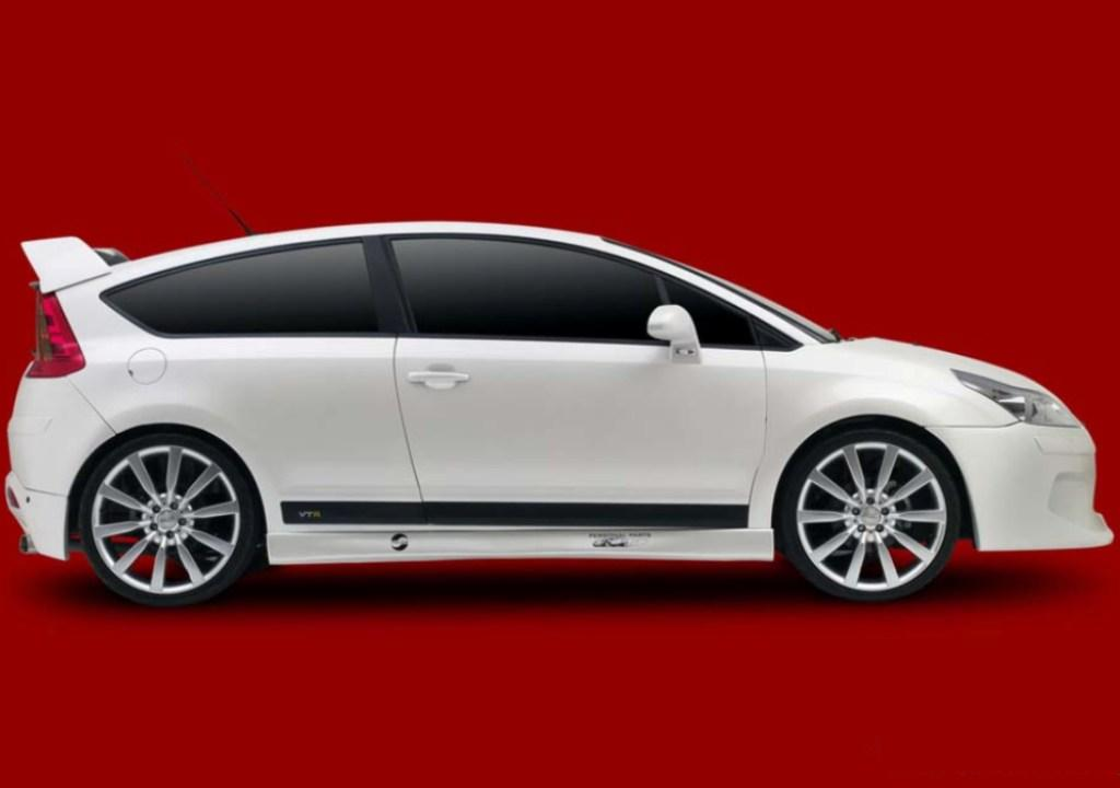 2009 Citroen C4 VTR Turbo Wallpaper For Ios Free