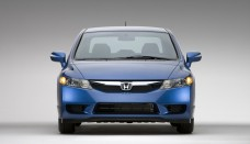2009 Honda Civic Hybrid Wallpaper For Ipad
