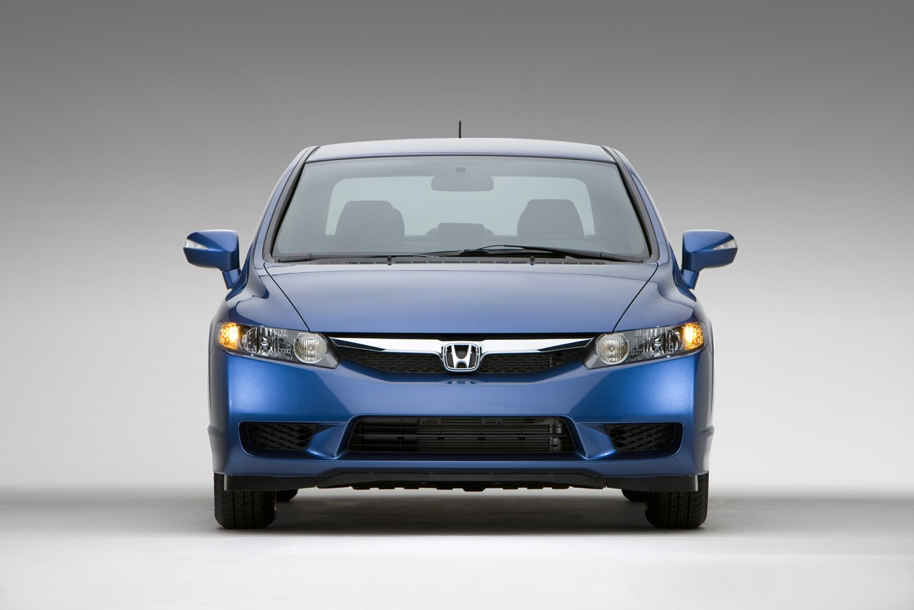 2009 Honda Civic Hybrid Wallpaper For Ipad Wallpaper