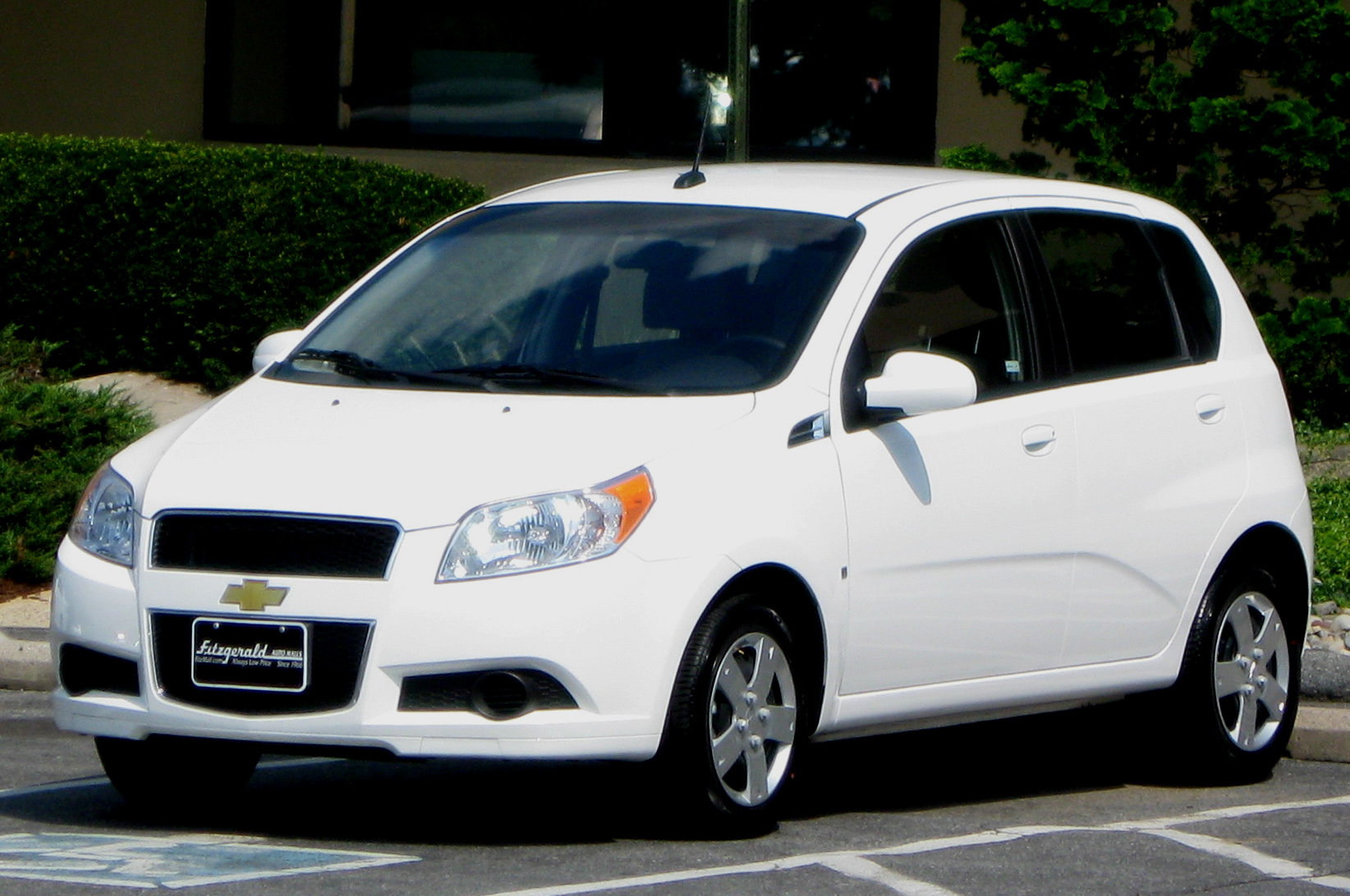 2009 Chevrolet Aveo Resolutions Wallpapers Download