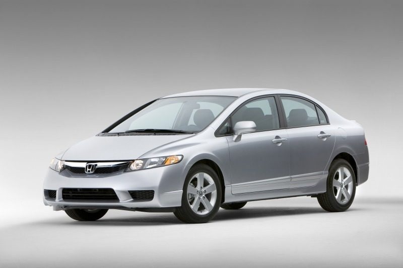 2009 Honda Civic Image Desktop Backgrounds