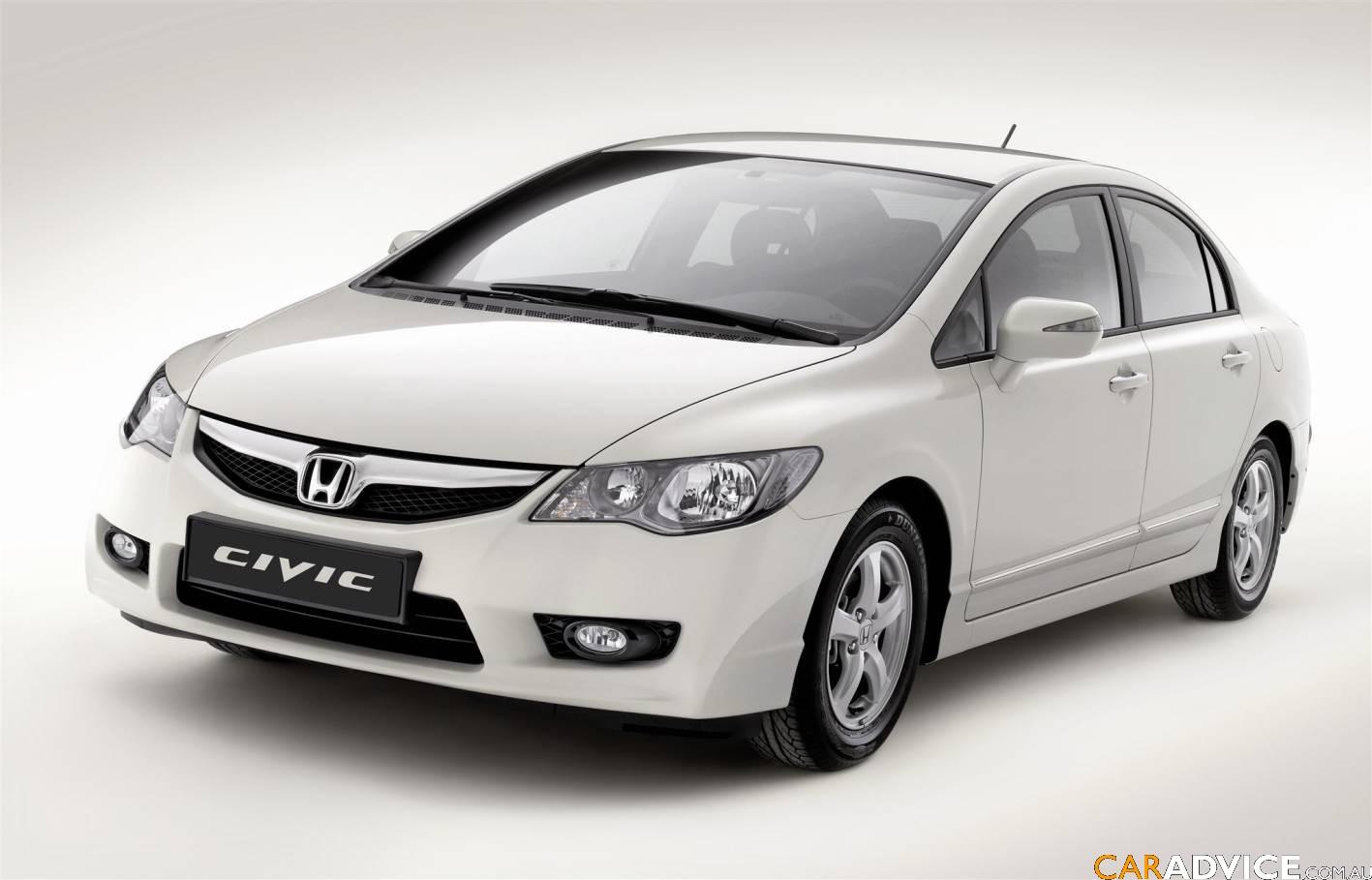 2009 Honda Civic Hybrid Car Advice Wallpaper For Ios