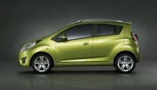 2010 Chevrolet Spark Wallpaper HD