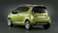 2010 CHEVROLET SPARK X CELTA Wallpapers Download