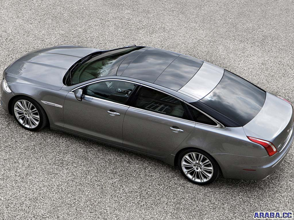 2010 Jaguar XJ Wallpaper For Desktop