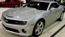 2010 Chevrolet Camaro SS DC Wallpaper For Ipad