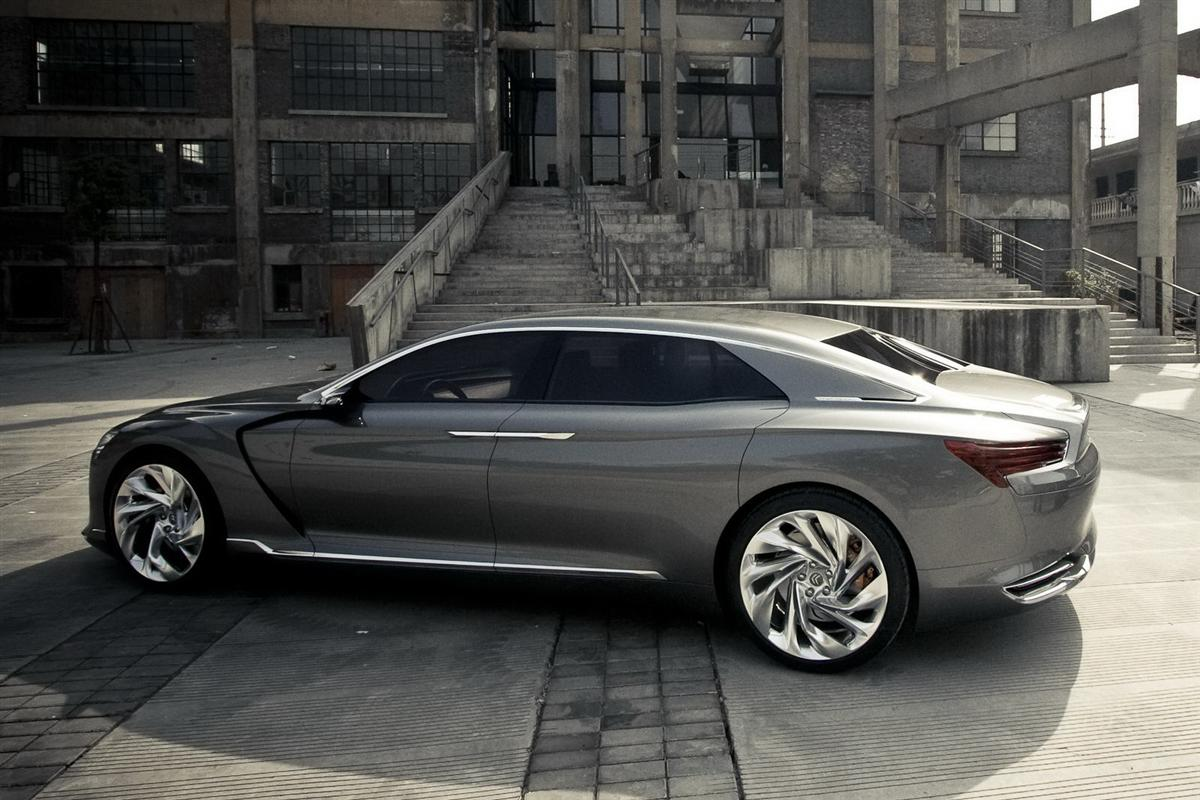 Citroen Metropolis Could Enter Production As DS9 Flagship Wallpapers Download Free