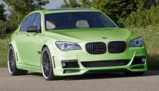 2011 BMW 7 Series Green Convertible Desktop Backgrounds