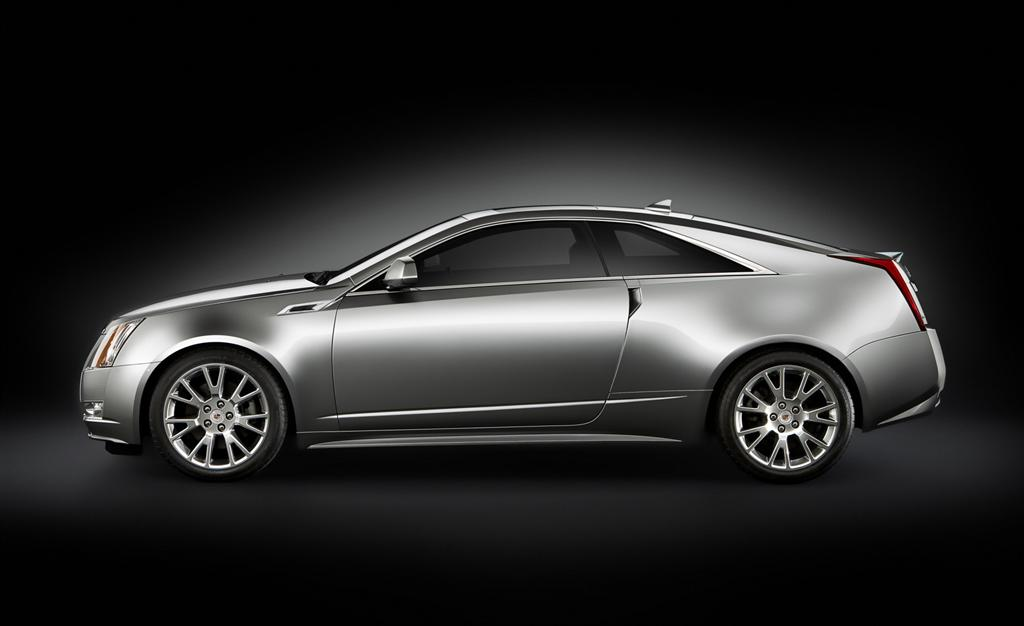 2011 Cadillac CTS Coupe New Sports Coupe Most Dramatic Wallpaper For Iphone
