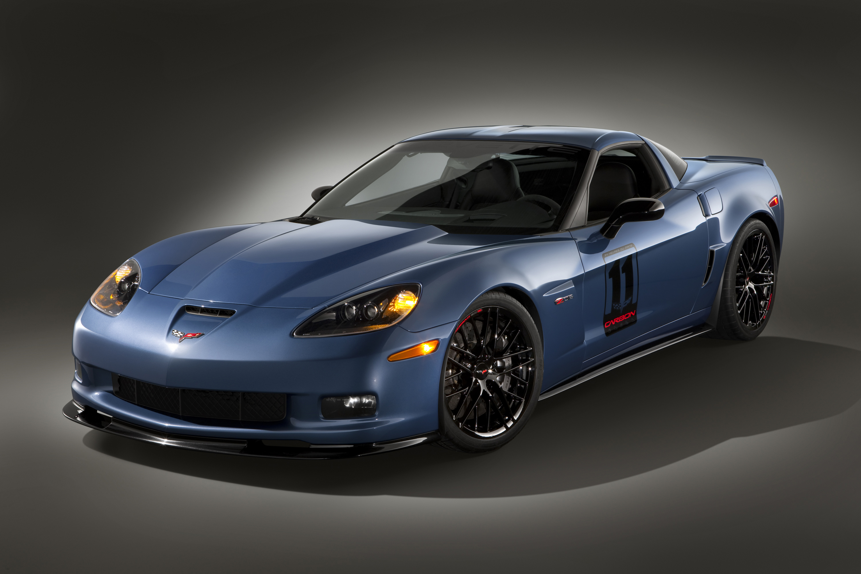 2011 Chevrolet Corvette Z06 Carbon Limited Edition Wallpaper Backgrounds