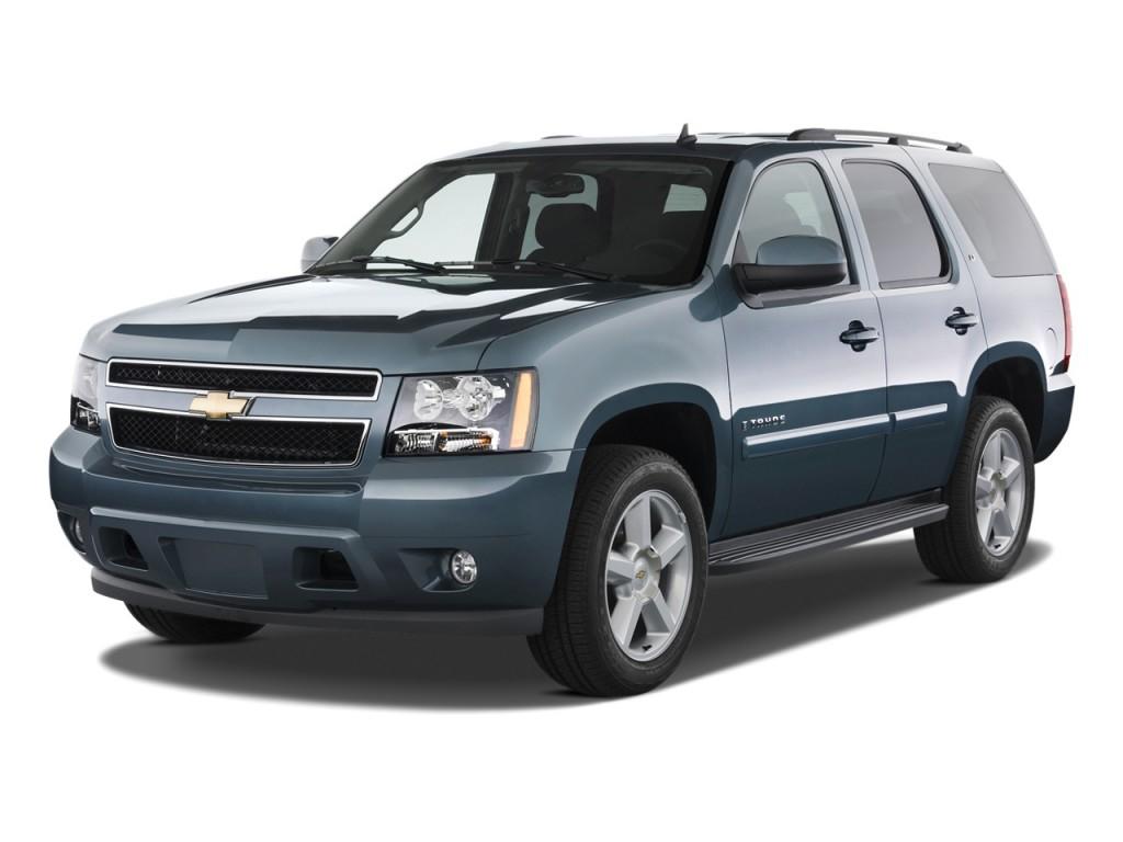 2011 Chevrolet Tahoe Test Drive Wallpaper HD