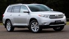 2014 Toyota Kluger Bound For Australia Wallpapers Download