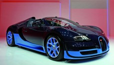 Bugatti Veyron Grand Sport Vitesse Wallpaper HD