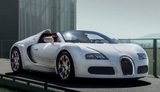 Bugatti Veyron 16.4 Grand Sport Vitesse Wei Long Edition Photo Wallpapers Download