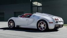 2012 Bugatti Veyron 16.4 Grand Sport Vitesse Wei Long Edition Photo Wallpaper HD