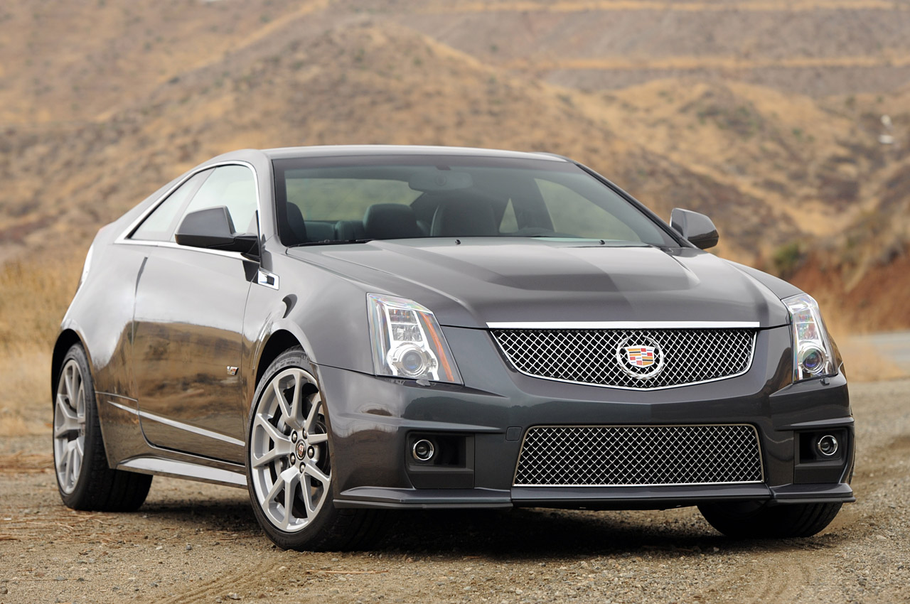 2012 Cadillac CTS V Wallpapers For Desktop Free