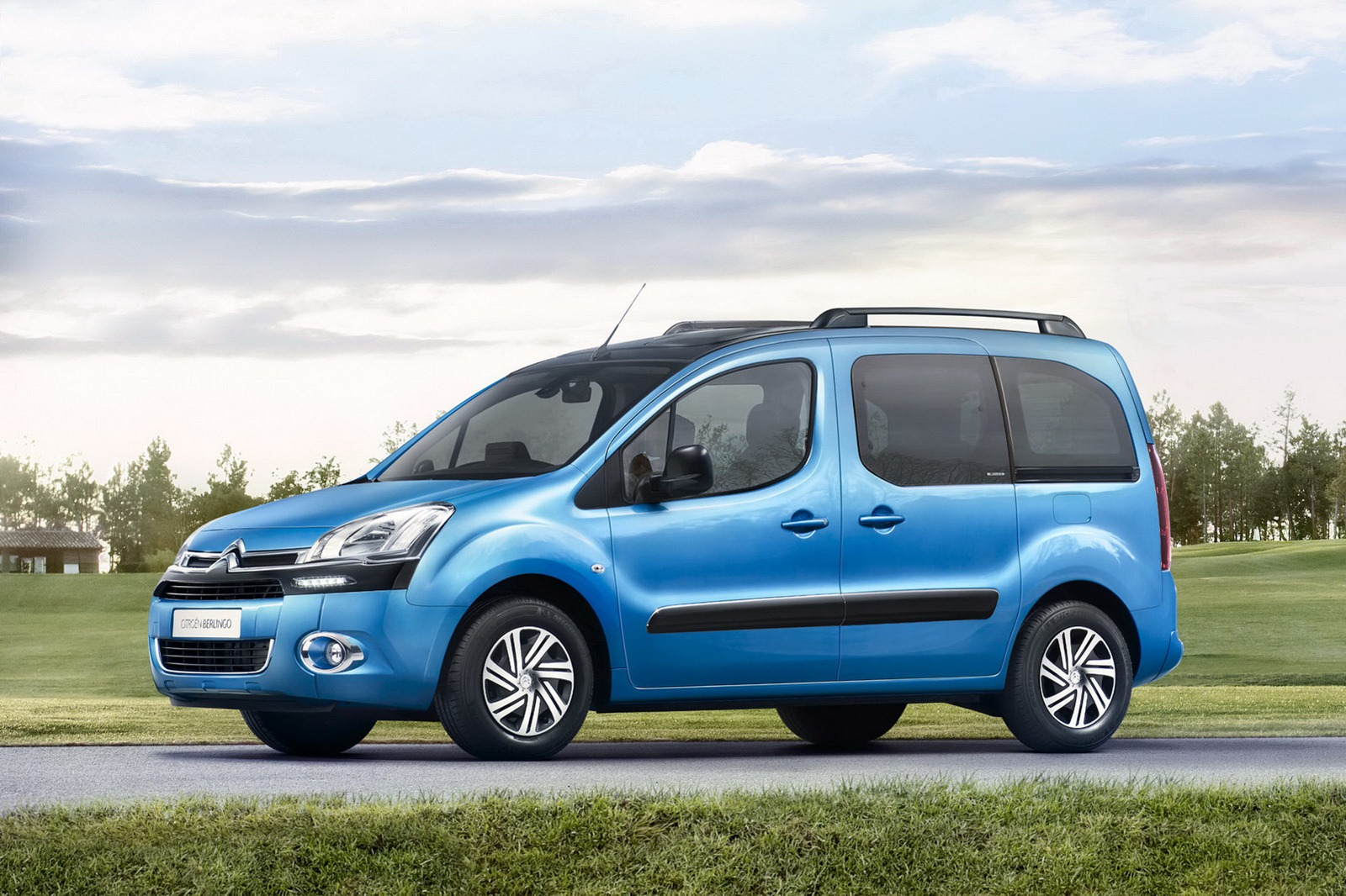 2012 Citroen Berlingo and Jumpy Wallpapers HD