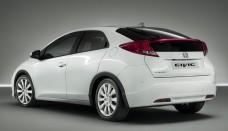2012 Honda Civic Hatchback Unveiled Ahead of Frankfurt Motor Show Wallpaper Backgrounds