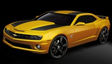 2012 Chevrolet Camaro Transformers Special Edition Revealed Wallpaper HD
