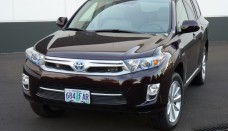 2012 Toyota Highlander Hybrid Quick Drive Highest MPG With Third Row Wallpaper Download