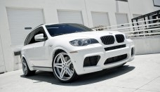 Ozzy Tyres BMW X5 Rims Wallpaper For Android