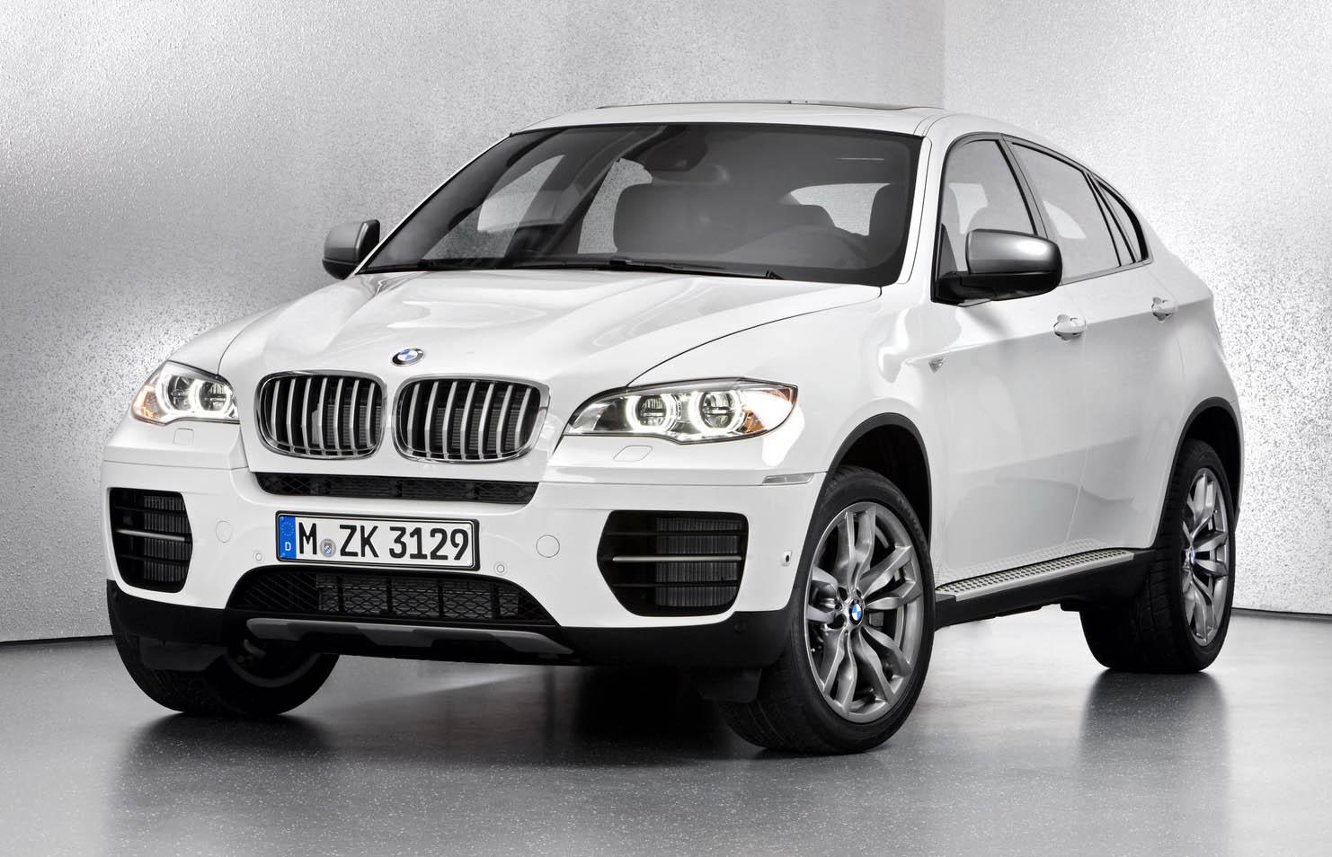 BMW M Performance M550d X6 M50d Desktop Backgrounds