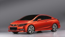 2012 Honda Civic Wide High Resolution Wallpaper Free