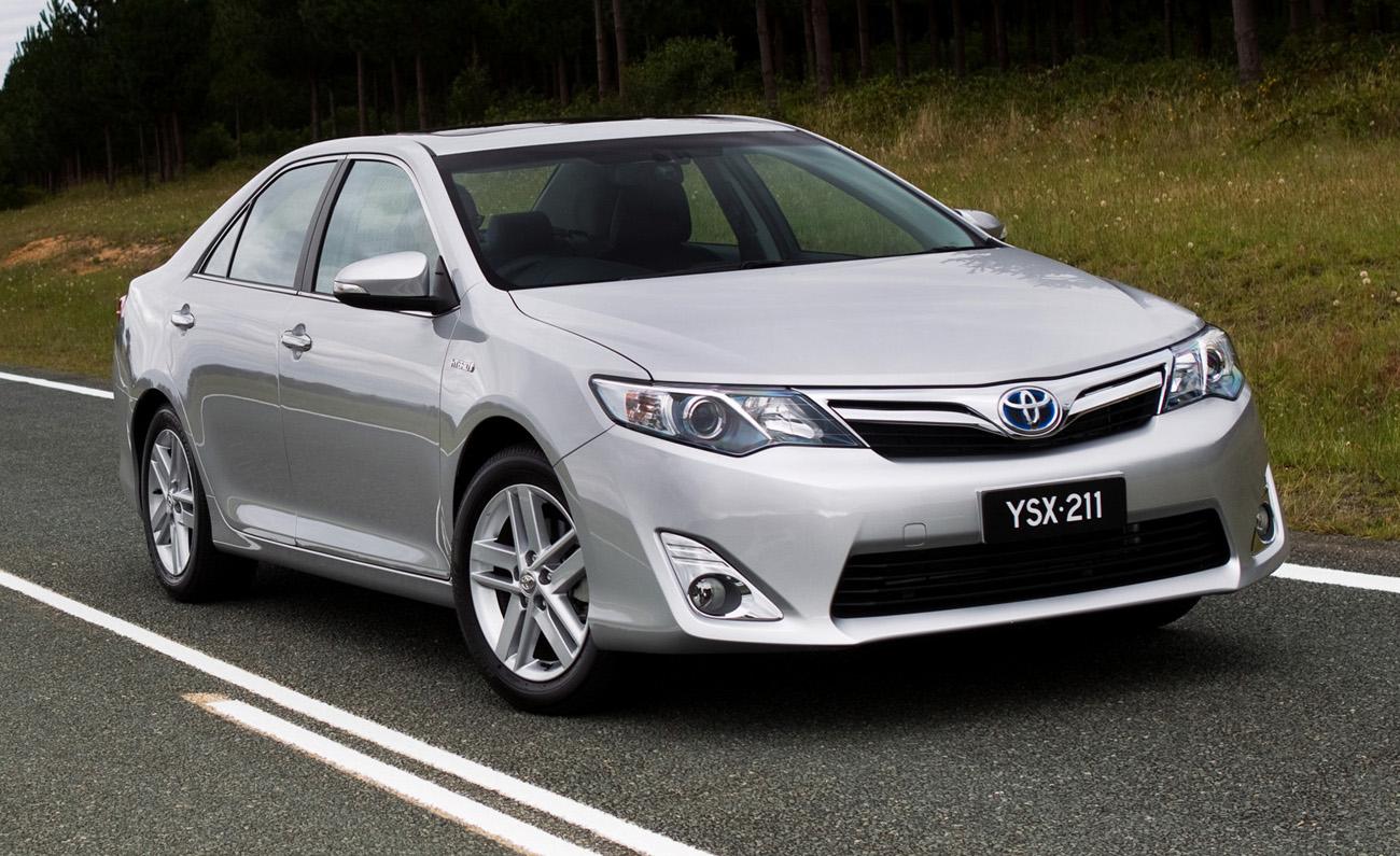 2012 Toyota Camry Hybrid Australia Free Download Image Of