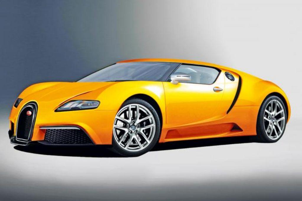 Bugatti Veyron In The Works Wallpaper HD