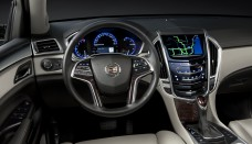 013 Cadillac SRX Revealed Before New York Auto Show Wallpaper HD For Android