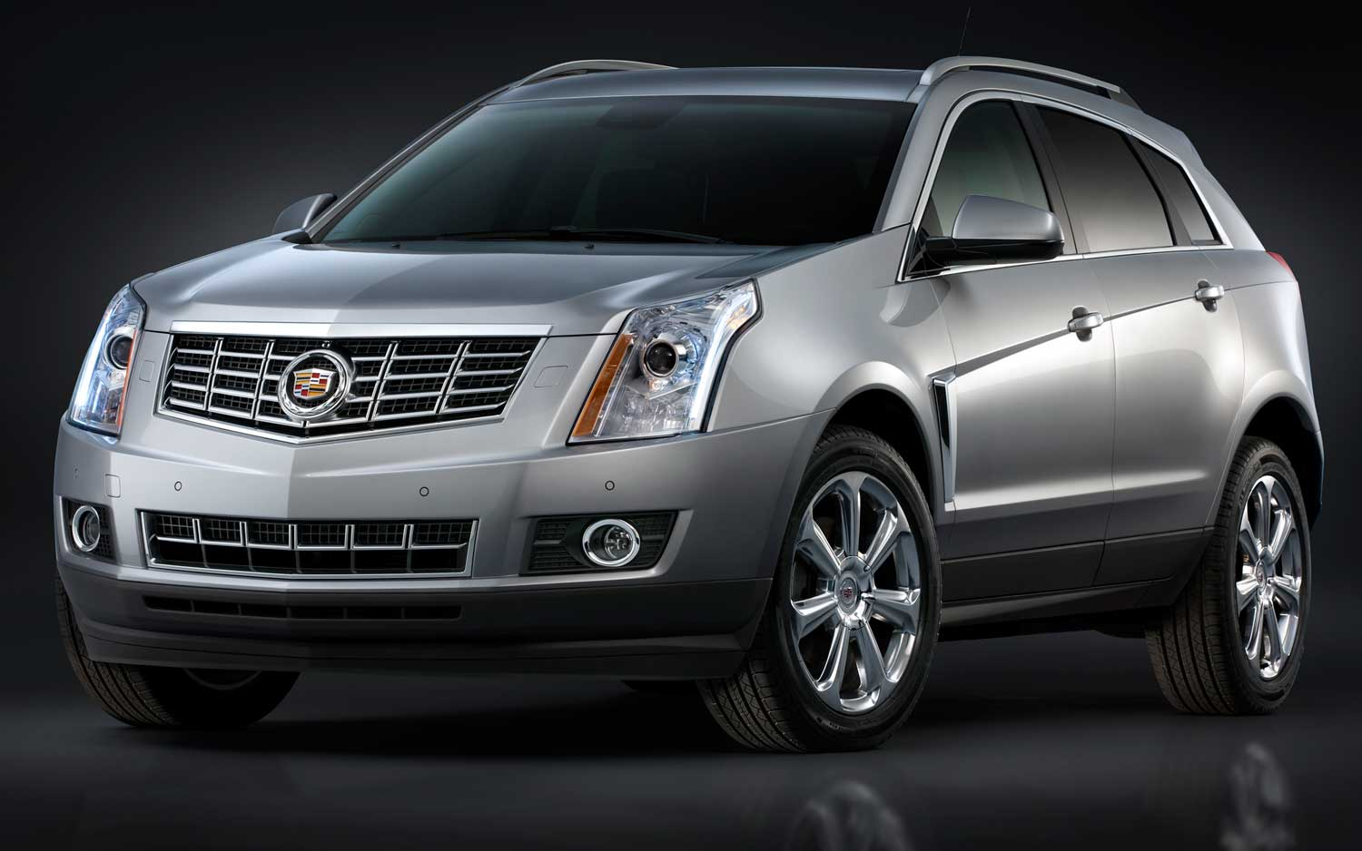 2013 Cadillac SRX Front View Buick La Crosse Recalled for Sport Mode Issue Wallpaper Download