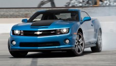 2013 Chevrolet Camaro SS Hot Wheels Special Edition Front End Turn Wallpaper For Computer
