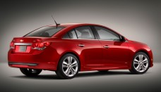 2013 Chevrolet Cruze Lanzamiento Wallpaper HD