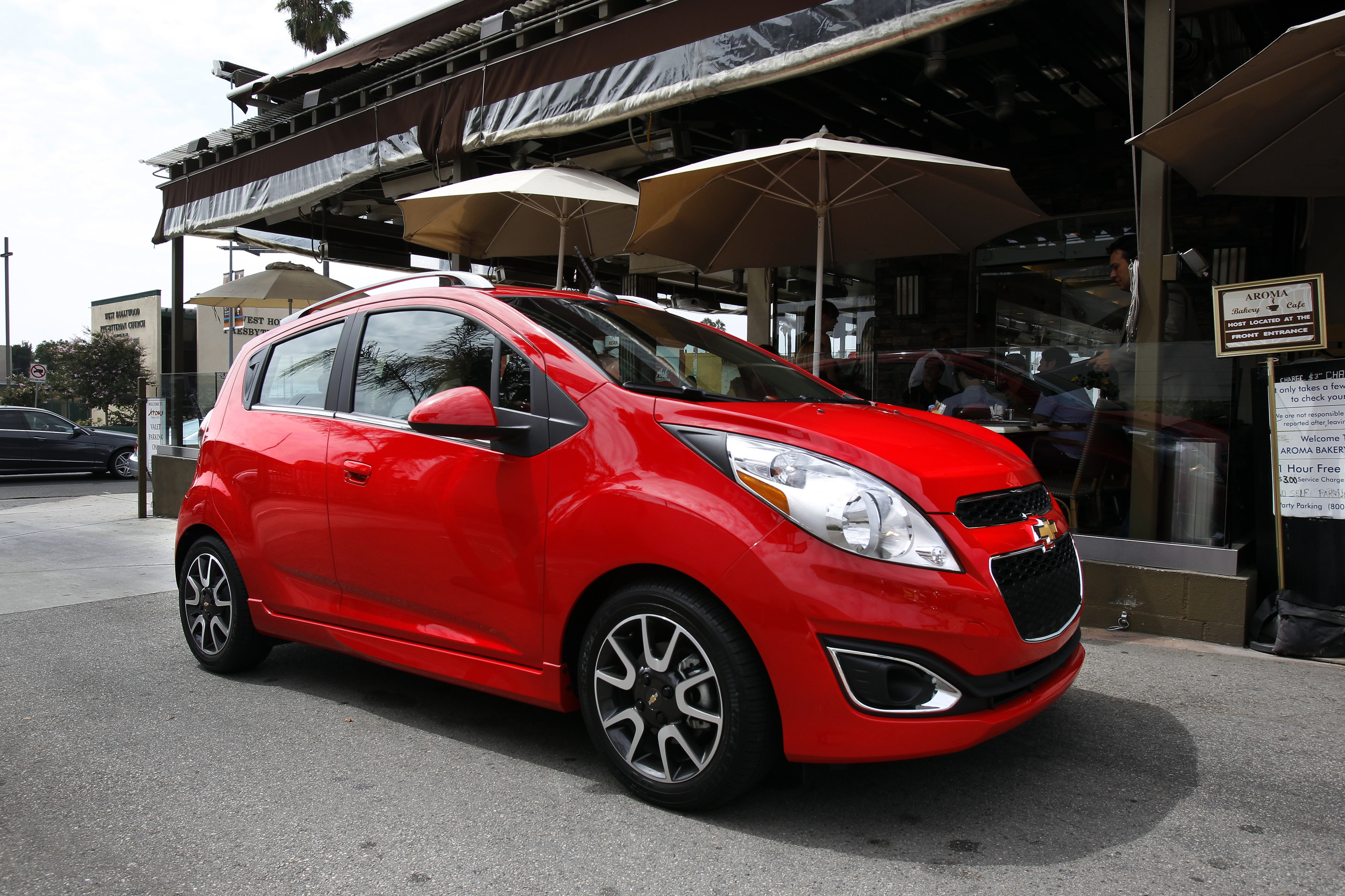 2013 Chevrolet Spark Mini Car Now Available at Guaranty Wallpaper For Computer