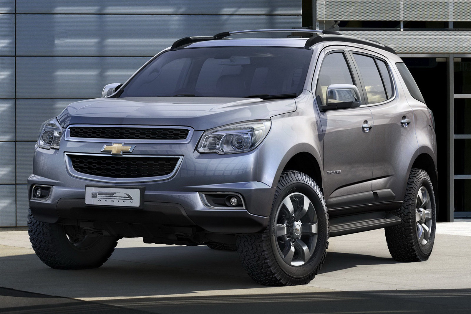 2013 Chevrolet Trailblazer Wallpaper HD