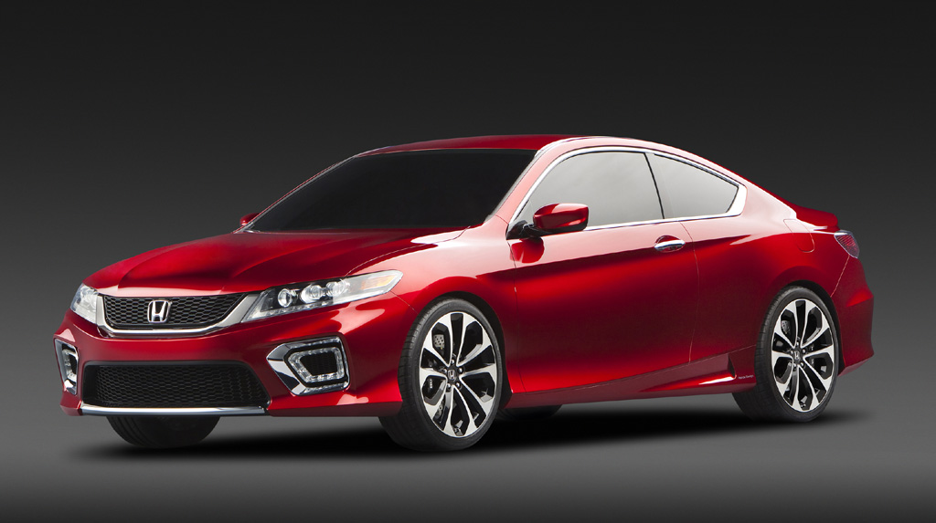 Honda Accord Coupe Concept Wallpaper Download