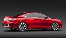 Honda Unveils Accord Coupe Concept Wallpaper Download