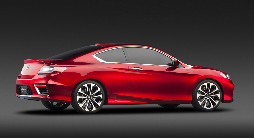 Honda Unveils Accord Coupe Concept Wallpaper Download Wallpaper